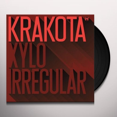 Krakota XYLO / IRREGULAR Vinyl Record