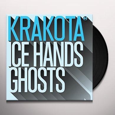 Krakota ICE HANDS / GHOSTS Vinyl Record