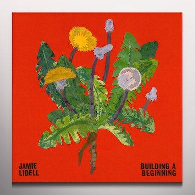 Jamie Lidell BUILDING A BEGINNING Vinyl Record