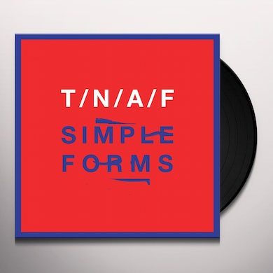 The Naked And Famous SIMPLE FORMS Vinyl Record