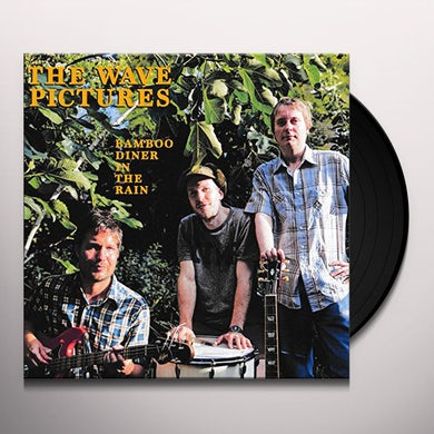 The Wave Pictures BAMBOO DINER IN THE RAIN Vinyl Record