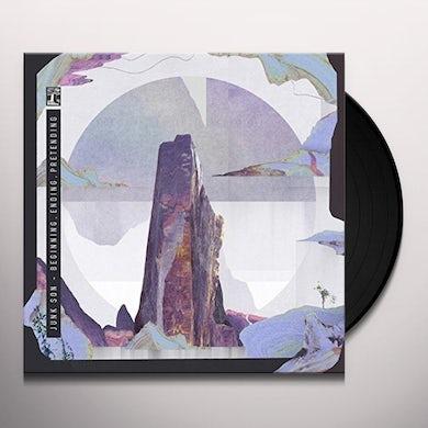 JUNK SON BEGINNING ENDING PRETENDING Vinyl Record