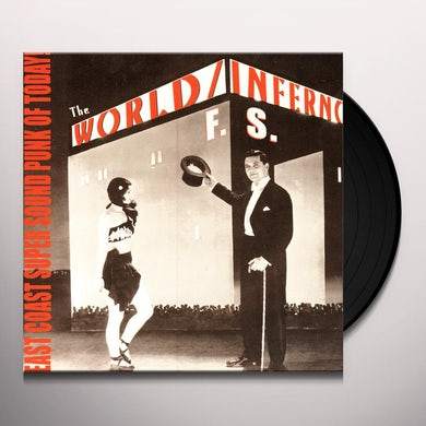 World EAST COAST SUPER SOUND PUNK OF TODAY Vinyl Record
