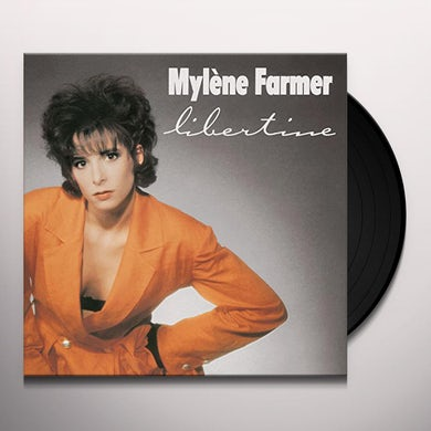 Mylène Farmer LIBERTINE Vinyl Record