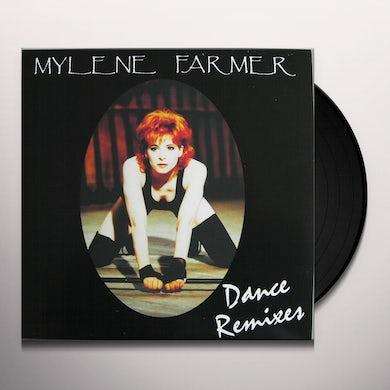 Mylène Farmer DANCE REMIXES Vinyl Record