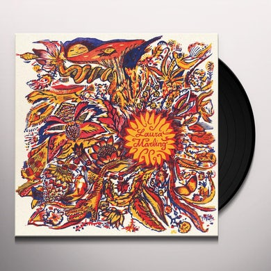 Laura Marling ALAS I CANNOT SWIM Vinyl Record
