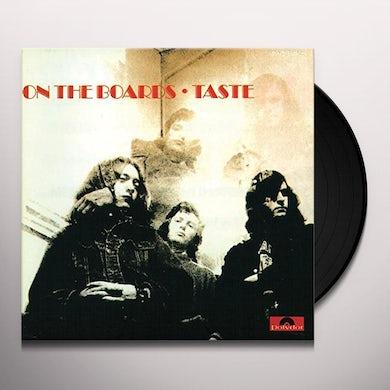 Taste ON THE BOARDS Vinyl Record