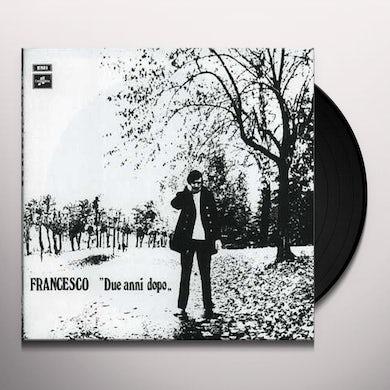 Francesco Guccini DUE ANNI DOPO Vinyl Record