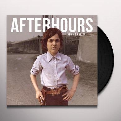 Afterhours DEMO E RARITA Vinyl Record
