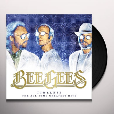 Bee Gees TIMELESS - THE ALL-TIME GREATEST HITS Vinyl Record