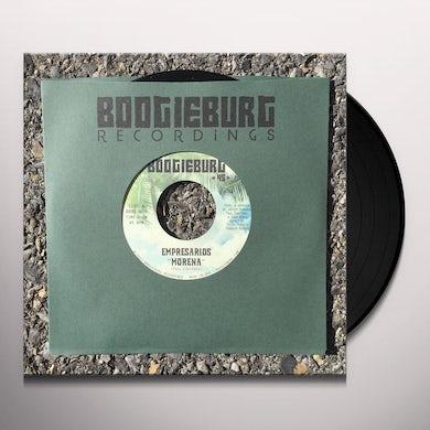 Empresarios MORENA / THE VIBES FT. EPHNIKO Vinyl Record