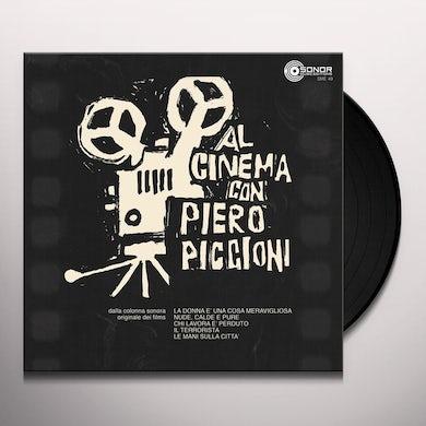 AL CINEMA CON PIERO PICCIONI Vinyl Record
