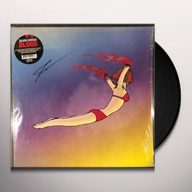 Blood Vinyl Record