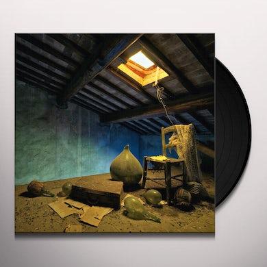 Jon Mueller FAMILY SECRET Vinyl Record