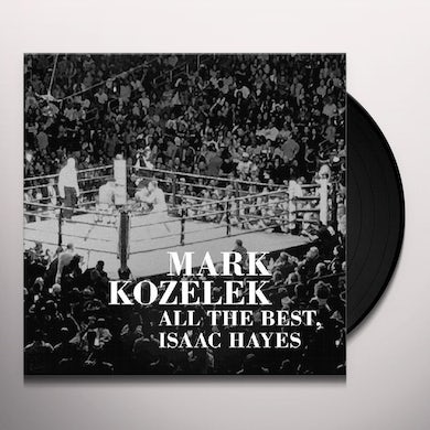 All The Best  Issac Hayes Vinyl Record