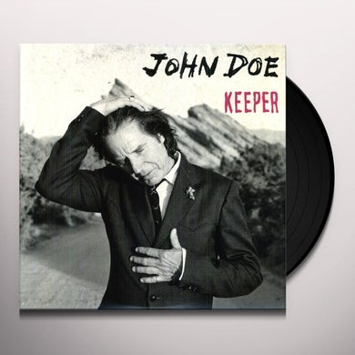 John Doe KEEPER Vinyl Record