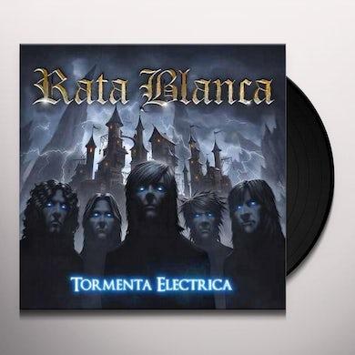 Rata Blanca TORMENTA ELECTRICA Vinyl Record