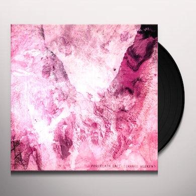 Porcelain Raft STRANGE WEEKEND Vinyl Record
