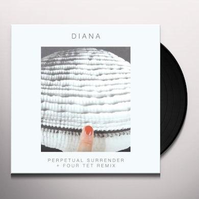 Diana PERPETUAL SURRENDER/PERPETUAL SURRENDER (FOUR TET Vinyl Record