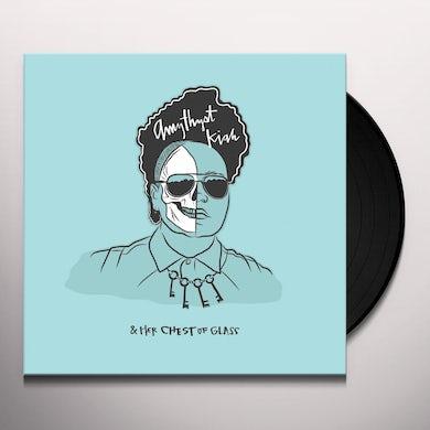 AMYTHYST KIAH & HER CHEST OF GLASS Vinyl Record