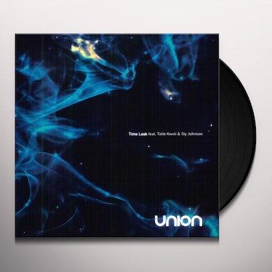 Union TIME LEAK Vinyl Record