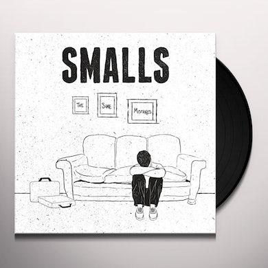 SMALLS SAME MISTAKES Vinyl Record