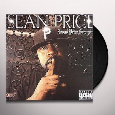 Sean Price JESUS PRICE SUPERSTAR Vinyl Record