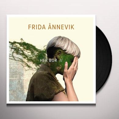 Frida Annevik HER BOR Vinyl Record