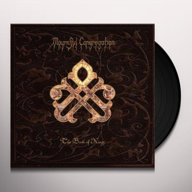 Mournful Congregation BOOK OF KINGS Vinyl Record