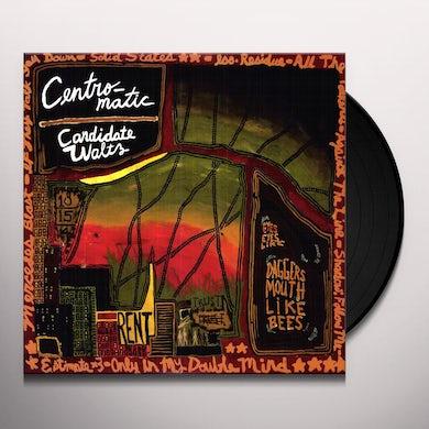Centro-Matic CANDIDATE WALTZ Vinyl Record