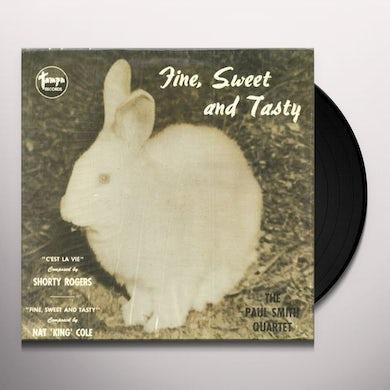 Paul Smith FINE SWEET & TASTY Vinyl Record