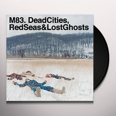 DEAD CITIES RED SEAS & LOST GHOSTS Vinyl Record