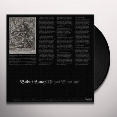 ABYSS VERSIONS Vinyl Record