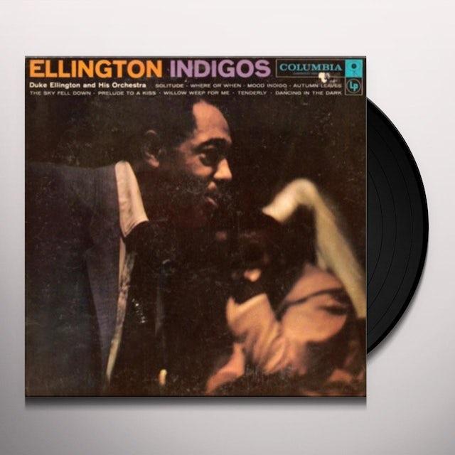 Duke Ellington INDIGOS Vinyl Record