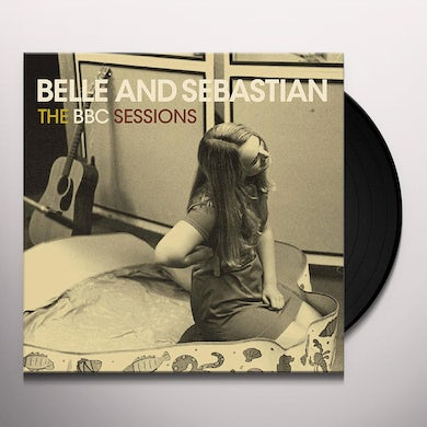 Belle and Sebastian BBC SESSIONS Vinyl Record