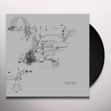 Jessica Pavone KNUCKLE UNDER Vinyl Record