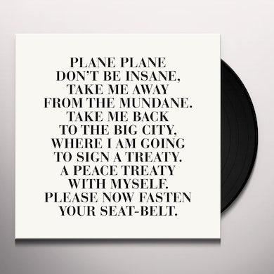 Alessandro Bosetti PLANE / TALEA Vinyl Record