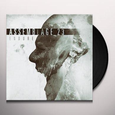 Assemblage 23 ENDURE Vinyl Record