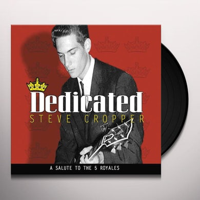 DEDICATED Vinyl Record