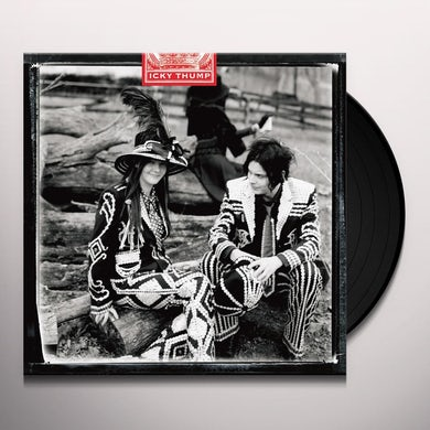 The White Stripes ICKY THUMP (10TH ANNIVERSARY) Vinyl Record