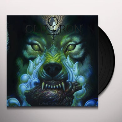 Old Iron LUPUS METALLORUM Vinyl Record