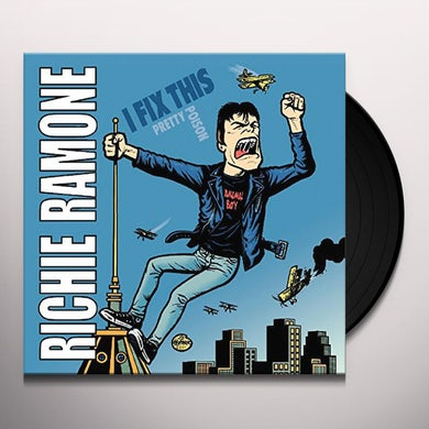 Richie Ramone I FIX THIS Vinyl Record