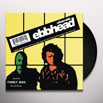 Nitzer Ebb EBBHEAD Vinyl Record