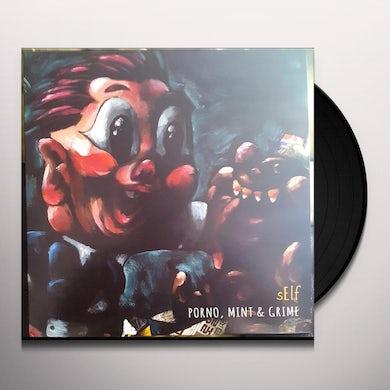 Self PORNO MINT & GRIME - Limited Edition Double Colored Vinyl Record