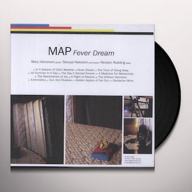 Map FEVER DREAM Vinyl Record