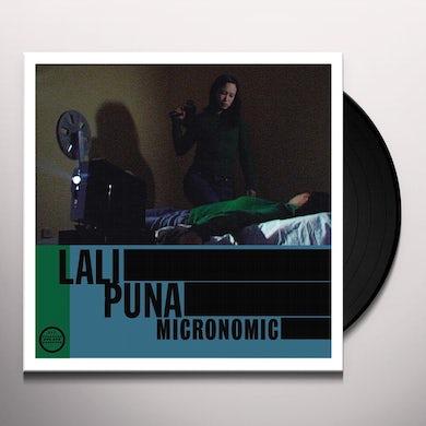 Lali Puna MICRONOMIC Vinyl Record