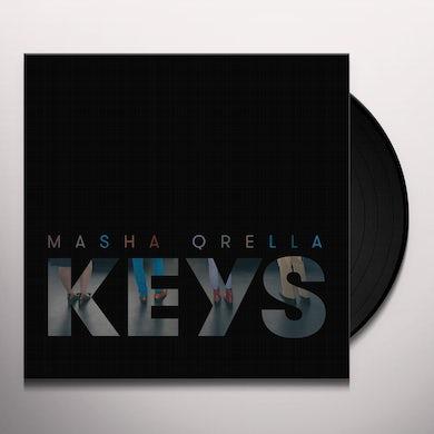 Masha Qrella KEYS Vinyl Record