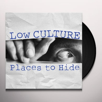 PLACES TO HIDE Vinyl Record