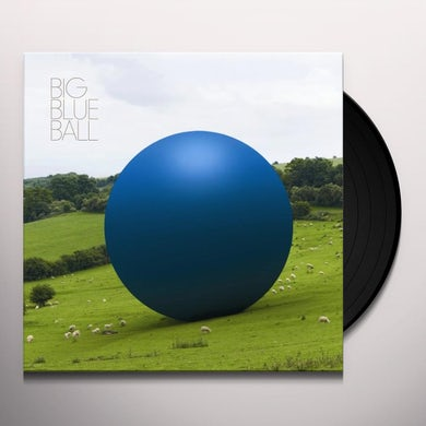 BIG BLUE BALL Vinyl Record