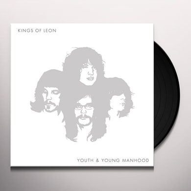 Kings Of Leon YOUTH & YOUNG MANHOOD Vinyl Record